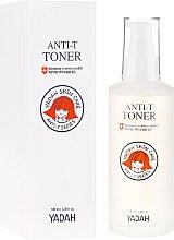 Духи, Парфюмерия, косметика Успокаивающий тонер для чувствительной и проблемной кожи - Yadah Anti-T Toner