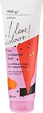 Духи, Парфюмерия, косметика Кондиционер для окрашенных волос - Kili·g Woman Conditioner For Coloured Hair