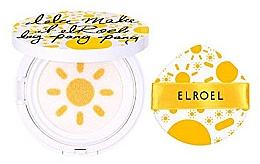 Духи, Парфюмерия, косметика Солнцезащитный кушон - Elroel Pang Pang Big Sun Cushion SPF 50+