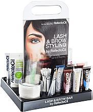 Набор для окрашивания бровей и ресниц - RefectoCil Professional Lash & Brow Styling Bar — фото N1