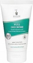 Духи, Парфюмерия, косметика Крем для ног дезодорирующий - Bioturm Deodorant Cream for Feet Nr.80
