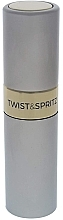 Духи, Парфюмерия, косметика Атомайзер - Travalo Twist and Spritz Atomiser Silver