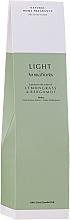 "Ароматический диффузор ""Лемонграсс и бергамот"" - AromaWorks Light Range Lemongrass & Bergamot Reed Diffuser — фото N1"