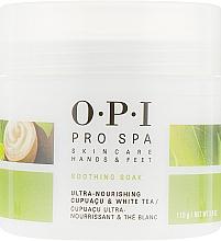 Духи, Парфюмерия, косметика Смягчающее средство для педикюрной ванночки - O.P.I ProSpa Skin Care Hands&Feet Soothing Soak