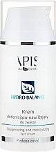 Духи, Парфюмерия, косметика Увлажняющий крем для лица - APIS Professional Hydro Balance Oxygenating And Moisturizing Face Cream