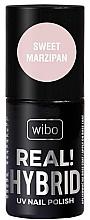Духи, Парфюмерия, косметика Гибридный лак для ногтей - Wibo Hybrid Real Hybrid UV Nail Polish