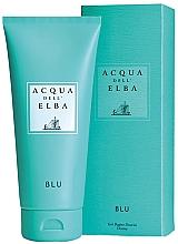 Духи, Парфюмерия, косметика Acqua Dell Elba Blu Donna - Гель для душа