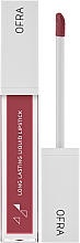 Духи, Парфюмерия, косметика Жидкая помада - Ofra x Madison Long Lasting Liquid Lipstick