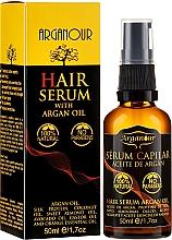 Духи, Парфюмерия, косметика Сыворотка для волос - Arganour Hair Serum Argan Oil