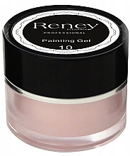 Духи, Парфюмерия, косметика Гель для дизайна ногтей - Reney Cosmetics Painting Gel
