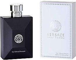Духи, Парфюмерия, косметика Versace Versace pour Homme - Гель для душа