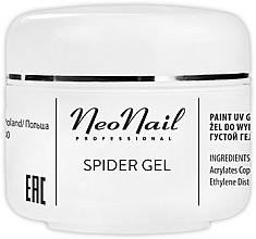 Духи, Парфюмерия, косметика Гель для дизайна ногтей - NeoNail Professional Spider Gel