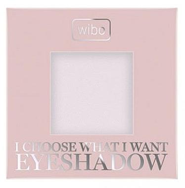 База для теней - Wibo I Choose What I Want Eyeshadow — фото N1