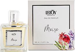 Духи, Парфюмерия, косметика Leroy Cosmetics Moiro - Парфюмированная вода