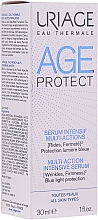 Духи, Парфюмерия, косметика Интенсивная сыворотка для лица против морщин - Uriage Age Protect Multi-Action Intensive Serum