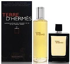 Духи, Парфюмерия, косметика Hermes Terre d'Hermes - Набор (edp/30ml + edp/125ml)