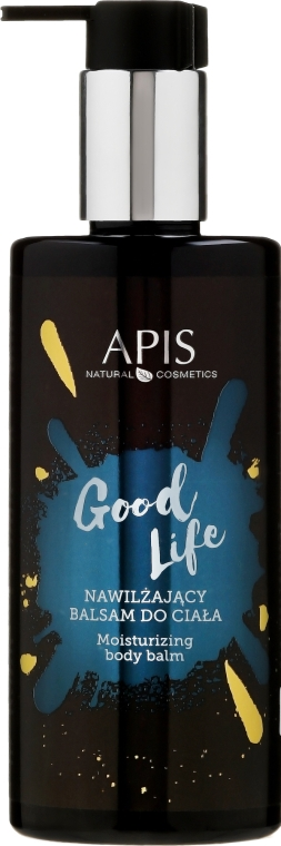 Увлажняющий лосьон для тела - APIS Professional Good Life — фото N1