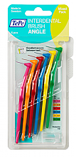 Межзубный ершик - TePe Interdental Brushes Angle 0,4-0,8 мм  — фото N1