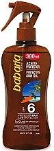 Духи, Парфюмерия, косметика Масло для загара - Babaria Protective Sun Oil Spf6
