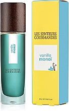 Духи, Парфюмерия, косметика Les Senteurs Gourmandes Vanille Monoi - Парфюмированная вода (мини)