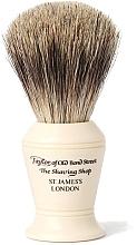 Духи, Парфюмерия, косметика Помазок для бритья, P374 - Taylor of Old Bond Street Shaving Brush Pure Badger size S