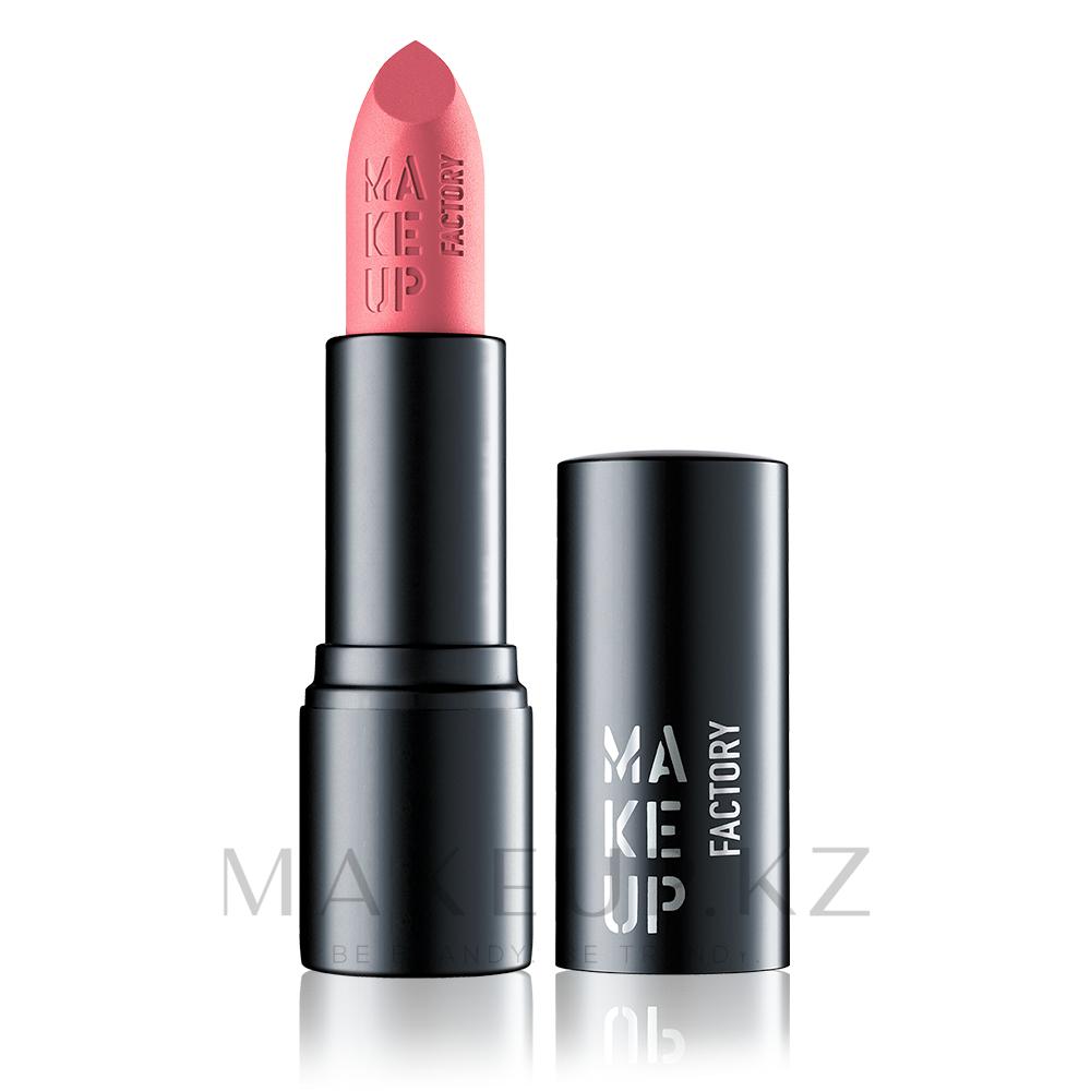 Матовая помада для губ - Make up Factory Velvet Mat Lipstick — фото 19 - Lucky Pink