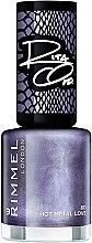 Духи, Парфюмерия, косметика Лак для ногтей - Rimmel 60 Seconds Chameleon Colour By Rita Ora