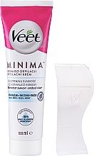 Духи, Парфюмерия, косметика Крем для депиляции для чувствительной кожи - Veet Minima