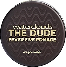 Духи, Парфюмерия, косметика Помада для волос - Waterclouds The Dude Fever Five Pomade