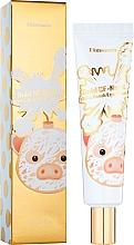 Духи, Парфюмерия, косметика Крем для глаз с экстрактом ласточкиного гнезда - Elizavecca Gold Cf Nest White Bomb Eye Cream