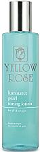 Духи, Парфюмерия, косметика Тонизирующий лосьон с жемчужным экстрактом - Yellow Rose Luminance Pearl Toning Lotion