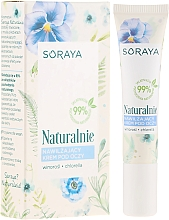 Духи, Парфюмерия, косметика Увлажняющий крем для кожи вокруг глаз - Soraya Moisturizing Eye Cream