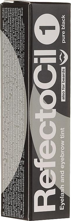 Набор для окрашивания бровей и ресниц - RefectoCil Professional Lash & Brow Styling Bar — фото N8