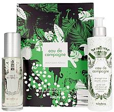 Духи, Парфюмерия, косметика Sisley Eau De Compaigne Jungle Gift Set - Набор (edt/100ml + sh/gel/250ml)