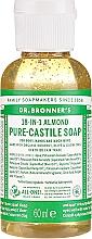 "Духи, Парфюмерия, косметика Жидкое мыло ""Миндаль"" - Dr. Bronner's 18-in-1 Pure Castile Soap Almond"