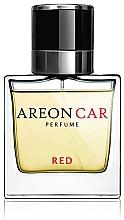 Духи, Парфюмерия, косметика Ароматизатор для авто - Areon Luxury Car Perfume Long Lasting Red