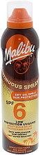 Солнцезащитное сухое масло для тела - Malibu Continuous Dry Oil Spray SPF 6 — фото N1
