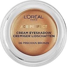 Духи, Парфюмерия, косметика Тени для век -  L'Oreal Paris Age Perfect Cream Eyeshadow