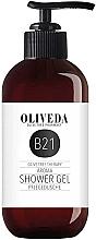Духи, Парфюмерия, косметика Гель для душа - Oliveda B21 Care Shower Aroma