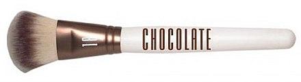 Кисть для румян - Novara Chocolate No. 18 Taklon Blush Brush — фото N1
