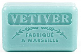 "Духи, Парфюмерия, косметика Марсельское мыло ""Ветивер"" - Foufour Savonnette Marseillaise Vetiver"
