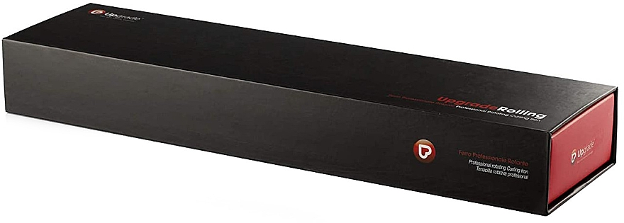 Плойка для волос, 22мм - Upgrade Professional Rotating Curling Iron Rolling — фото N5