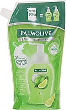 Духи, Парфюмерия, косметика Мыло-пена для рук - Palmolive Magic Softness Foaming Handwash Lime & Mint (дой-пак)