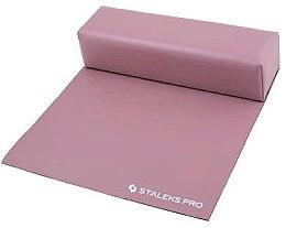 "Духи, Парфюмерия, косметика Подлокотник ""макси"" с ковриком, розовый - Staleks Pro Expert 11 Type 1"