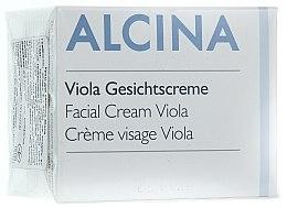 Духи, Парфюмерия, косметика Крем для лица Виола - Alcina T Facial Cream Viola