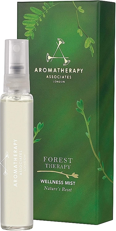 Оздоровительный мист - Aromatherapy Associates Forest Therapy Wellness Mist — фото N1