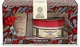 Духи, Парфюмерия, косметика Набор - Natura Siberica Super Siberica Professional Gift Set (hair/cr/50ml + hair/mask/300ml)