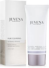 Духи, Парфюмерия, косметика Нежный пилинг для лица с порошком бамбука - Juvena Pure Cleansing Refining Peeling