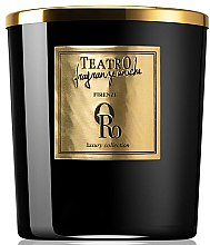 Духи, Парфюмерия, косметика Ароматическая свеча - Teatro Fragranze Uniche Luxury Collection Oro Scented Candle