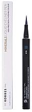 Духи, Парфюмерия, косметика Водостойкая подводка для глаз - Korres Liquid Eyeliner Pen